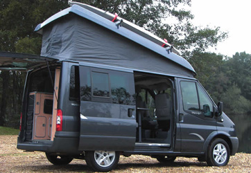 Ford Transit Connect Camper Conversion >> Zen Adventure Van Platforms - Ford Transit Page