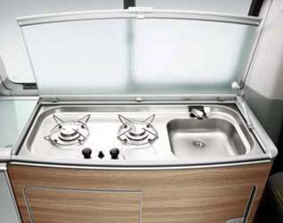 If You Are Living Out Of Your Adventure Van, Then A Sink Will Really Come  In Handy.