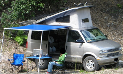 Zen Adventure Van Platforms Full Size Chevy Gmc Van Page