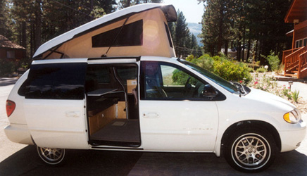 Zen Adventure Van Platforms Chrysler Town And Country Page