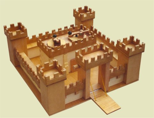 http://monsterguide.net/how-to-build-a-CASTLE