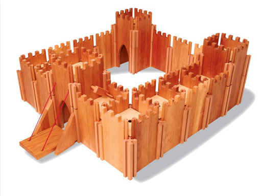 Pics Photos - Castles Kids On Build And Paint Toy Castle Creative Toys ...