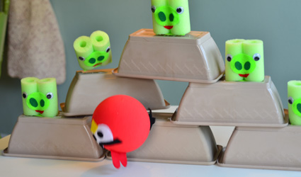 Zen kid angry birds party page seecatecreatediy angry birds game pool noodles solutioingenieria Gallery